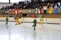 E-Junioren 3. Platz bei Hallenkreismeisterschaft