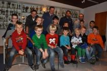 Weihnachtsfeier der G-Junioren