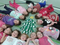Weihnachtsfeier der 5-6jährigen
