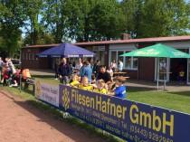 Mini-Kicker Spieltag in Dielingen