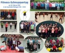 Fitness-Schnuppertag vom TuS