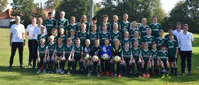 D-Junioren Jahrgang 2007/2008