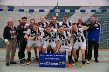 SV Falke Steinfeld erneute Sieger beim Spielstubencup 2020!