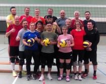 Volleyballabteilung wächst!