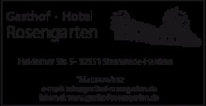 Gasthof - Hotel Rosengarten